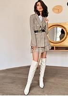 """Жіночий стильний костюм """"Тіар"""" Yulia, фото 1"""