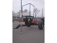 Візок для розкидачів добрив «ВРД – 3000»
