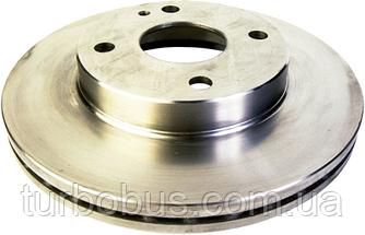 Тормозной диск передний на Рено Трафик 01> RENAULT (оригинал) 7711130077