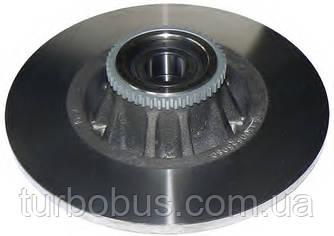 Тормозной диск задний с подшипником на Рено Трафик 01-> — Renault (Оригинал) - 7711130076