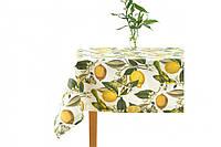 Скатерть Премьер Лимоны