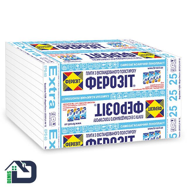 Пінопласт Ферозіт 25 Extra