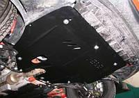 Защита картера Skoda Fabia II 2007- V-1,4;1,6;1,4TDI;1,6TDI;1,9TDI,Окрім 1,2 TDI і 1,2,двигун,