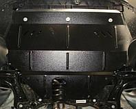 Защита картера Skoda Fabia II 2007- тільки V-1,2 TDI,двигун, КПП, радіатор ( Шкода Фабия 2)