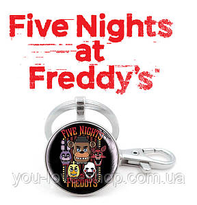 Брелок игрушки Пять Ночей  Фредди / Five Nights at Freddy's