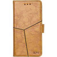 Чехол-книжка K'try Premium Folio для Xiaomi Redmi Note 8 Yellow
