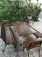 Комплект мебели для дачи 2м (тр.15х15), фото 1