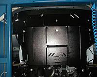 Защита картера Ford Transit 2006-2013 V-2.2 D,передній привід,двигун, КПП, радиатор (Форд Транзит) (Kolchuga)