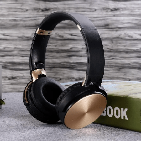 Наушники Enjoy Music S35 Bluetooth Черный