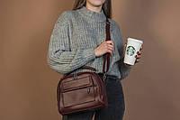 Повседневная сумочка со съемным ремешком Камелия М199-75, фото 1