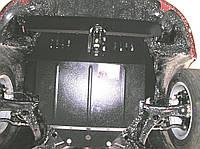 Защита двигателя Toyota Auris 2006- V 1,8;,АКПП,двигун, КПП, радіатор ( Тойота Аурис) (Kolchuga)