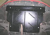 Защита картера Toyota Yaris II2006-2010 V-всі бензинові,двигун, КПП, радіатор ( Тойота Ярис 2)