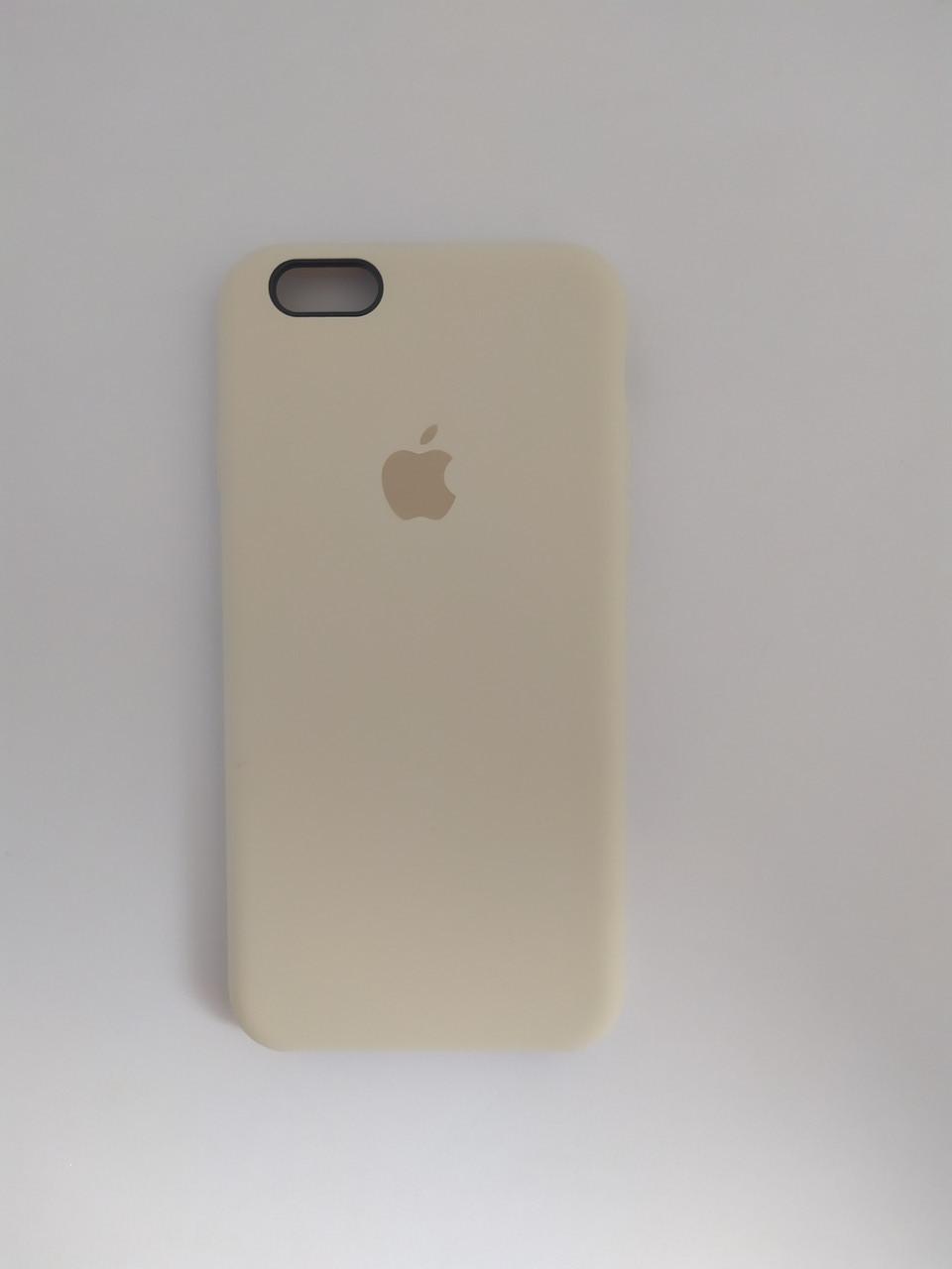 """Чехол Silicon iPhone 6 Plus - """"Античность №11"""""""