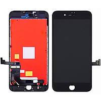 Дисплей для APPLE iPhone 7 Plus с чёрным тачскрином TS8