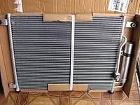 Радиатор кондиционера на Рено Кенго 1.5dci (580X403X28) (2001-2008) THERMOTEC - KTT110040