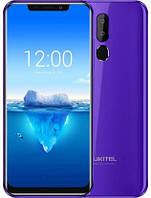 "Смартфон Oukitel C12 2/16Gb Purple, 8+0.3/2Мп, MT6580, 2sim, 6.18"" IPS, 3300мАч, 4 ядра, 3G, фото 1"