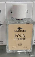 Lacoste pour femme TESTER 60ml