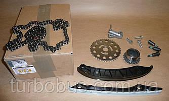 Цепь ГРМ (комплект цепь+звездочки+направляющие) на Рено Мастер III - 2.3dCi Renault (оригинал) 130C11863R