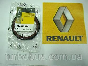 Сальник коленвала передний Рено Мастер 2.2dCi / 2.5dCi - Renault (оригинал) - 7700103945