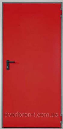 Двері протипожежна металева одностулкові NINZ UNIVER італія EI60, фото 2