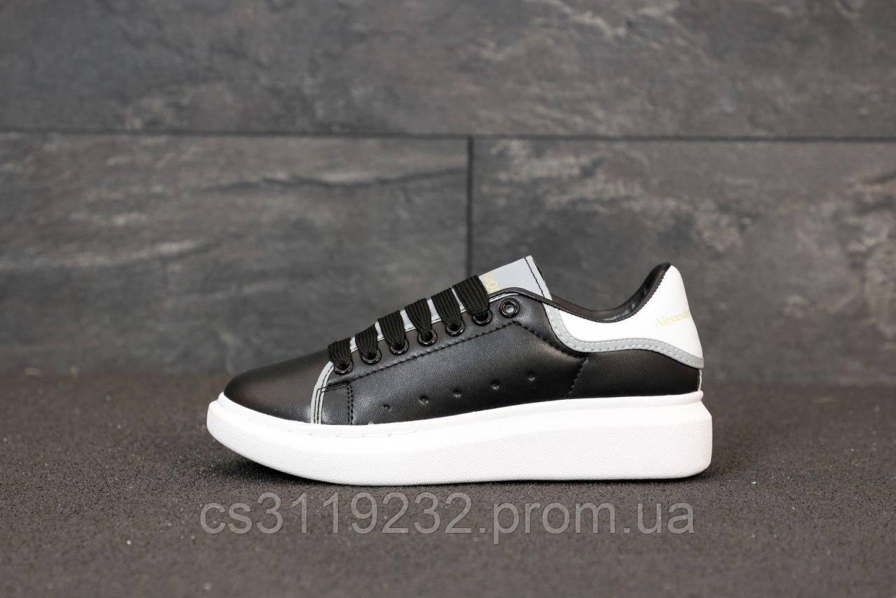 Женские кроссовки Reflective (черные)