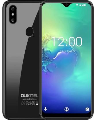 """Смартфон OUKITEL C15 Pro 2/16Gb Black, 8+2/5Мп, Helio A22, 2sim, 6.088"""" IPS, 3200мАч, 4 ядра, 4G (LTE)"""