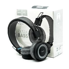 Беспроводные Наушники Hoco W16 Motion Bluetooth ORIGINAL Серый