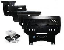 Защита картера Volkswagen Passat B4 1994-1996 V-1.9 D,МКПП,двигун, КПП, радіатор ( Фольцваген