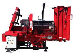 Пилоколун Trak-Met PŁD-450 Полуавтомат 25 тонн