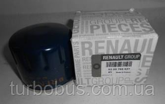 Фильтр масляный Рено Кенго II 1.5dCi (2008>) Renault (Оригинал) - 8200768927