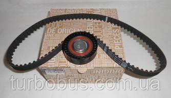 Комплект ремня ГРМ на Рено Кенго II 1.6i (2008>) Renault (Оригинал) 130C17480R