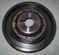 Шкив (демпферный) коленвала на Рено Кенго 1.5 dCi 01> — METALCAUCHO (Испания) - MC4735