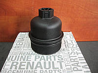 Крышка масляного фильтра на Рено Трафик 2.0dCi/2.5dCi(146л.с.) METALCAUCHO (Испания) - 7701476503