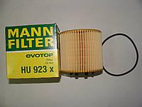 Масляный фильтр Рено Трафик 2.5 DCI - MANN-FILTER (Германия) HU923X