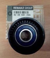 Ролик паразитный ремня генератора (+AC) на Рено Трафик II 2.5 dci - Renault (оригинал) 8200981266