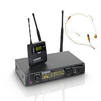 Радиосистема с головной гарнитурой телесного цвета LD Systems WIN42BPHH, фото 1