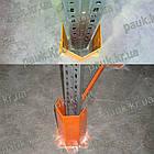 Торцевой защитный модуль PR-105, защитный торцевой модуль для стеллажа, фото 4