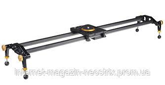 Карбоновый слайдер для камеры BlackCam BC-800 (80 см)