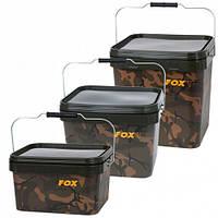 Ведро FOX Square Bucket
