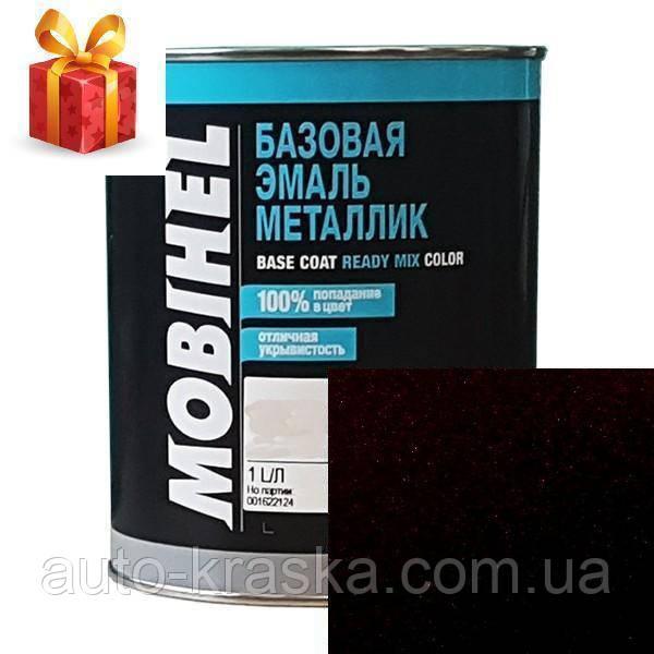 Автофарба Mobihel металік 192 Портвейн 1л.