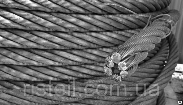 Канат сталевий 3,8 мм ГОСТ 2688-80