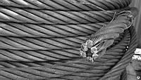 Канат сталевий 7,6 мм ГОСТ 2688-80