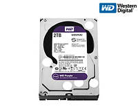 Жесткий диск Western Digital Purple 2TB 64MB WD20PURZ