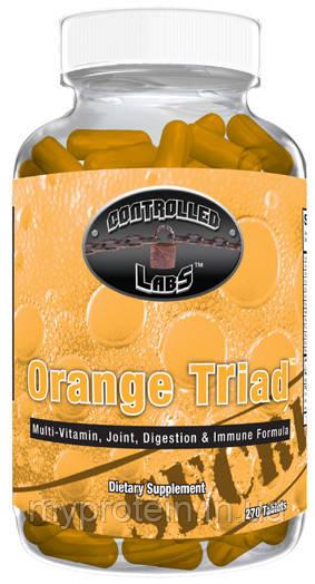 Витамины и минералы Orange Triad (60 tabs)