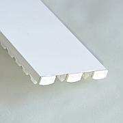 Комплект карниза для штор алюминиевый ArtHome трехрядный