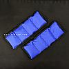 """Утяжелители для рук и ног """"HF ЭЛИТ"""" синий 7 кг (2 шт по 3.5 кг), фото 3"""