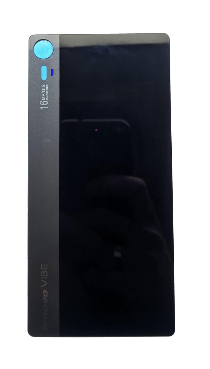 Задня кришка Lenovo Vibe Shot Z90 чорна