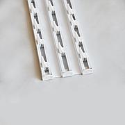 Карниз Комплект алюминиевый ArtHome трехрядный Евро