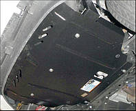 Защита двигателя Ford Fiesta ST EcoBoost 2013- V-1,6і МКПП двигун, КПП, радіатор