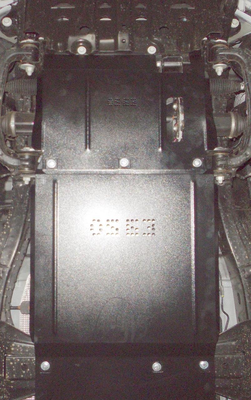 Защита двигателя Ford Ranger 2011- V-2,2ТDI; 3,2ТD; АКПП/МКПП двигун, КПП, редуктор, роздатку